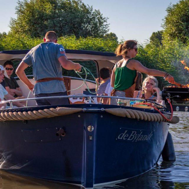 BBQ Boot Dordrecht