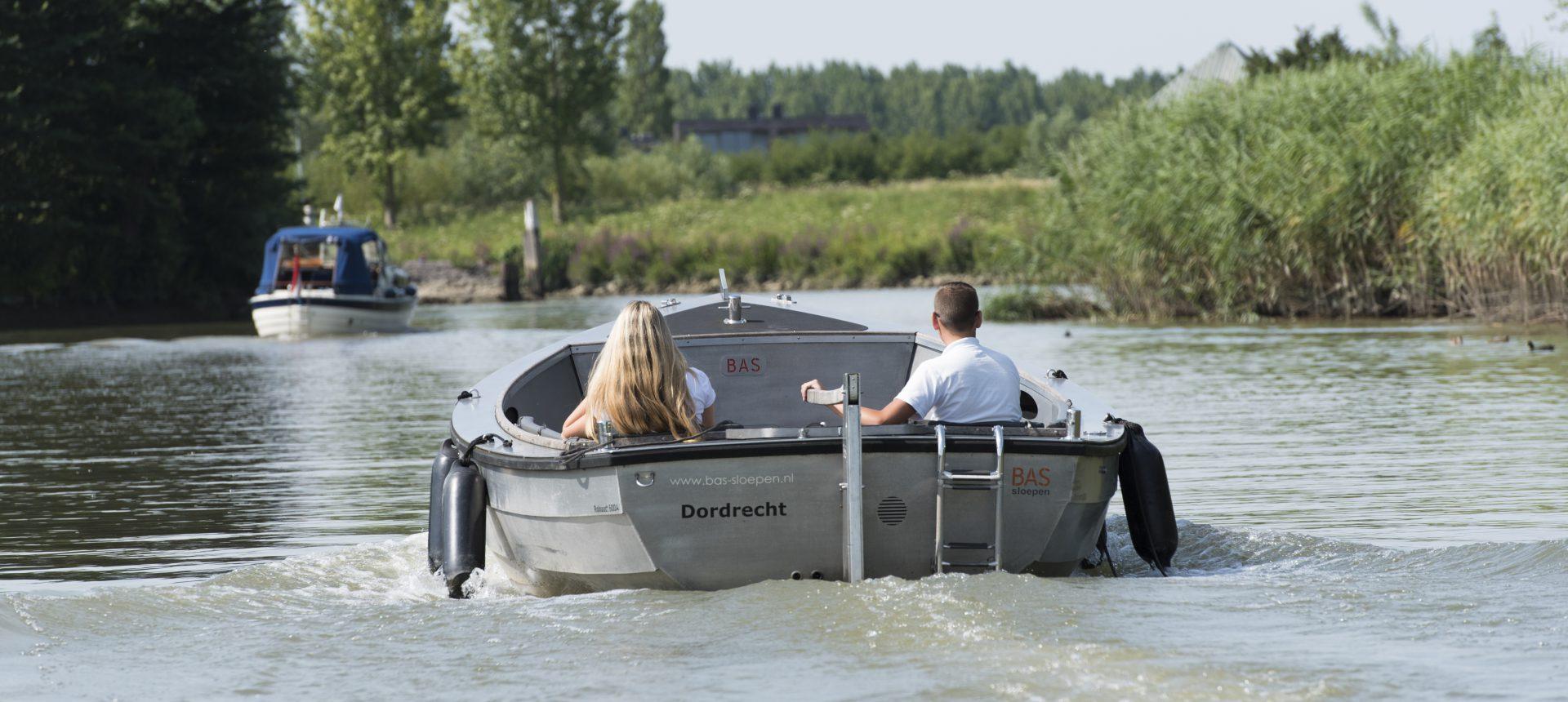 Bootverhuur Dordrecht varen Nationaal Park de Biesbosch