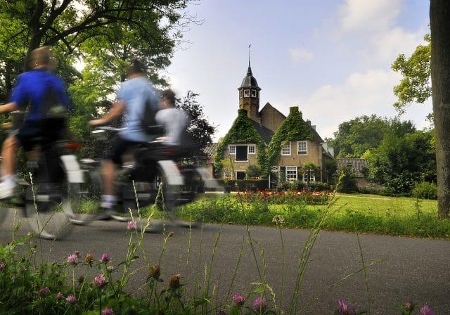 Fietsen Landgoed Dordwijk Dordrecht