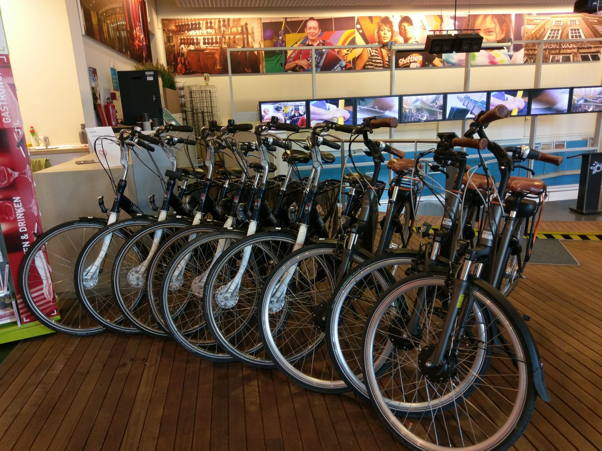 fiets huren - electrische fiets huur - e-bike verhuur