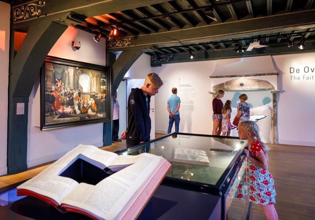 Het Hof van Nederland, kinderen, kunst & cultuur, musea Dordrecht