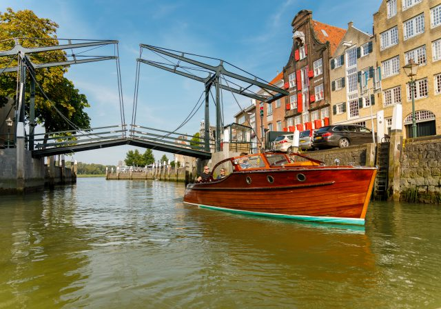 Rondvaart Barone Wolwershaven Damiatebrug Dordrecht