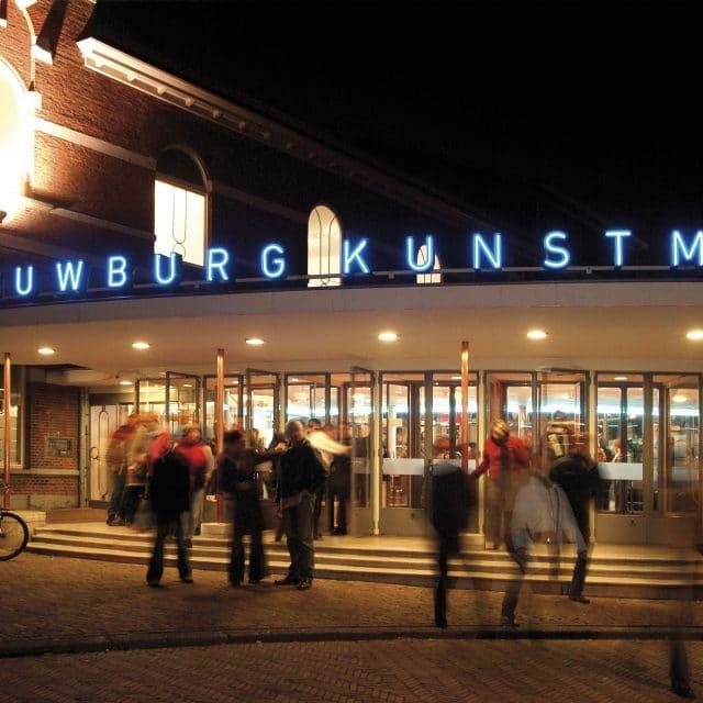 Schouwburg Kunstmin theater cultuur uitgaan Dordrecht