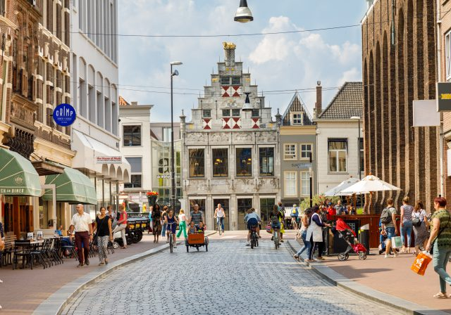 Winkelen Visstraat de Crimp Gulden Os