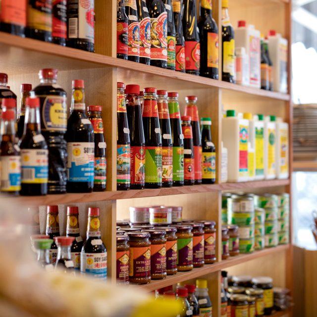 Aseans Market Dordrecht - Aziatische supermarkt - Voorstraat Dordrecht - toko