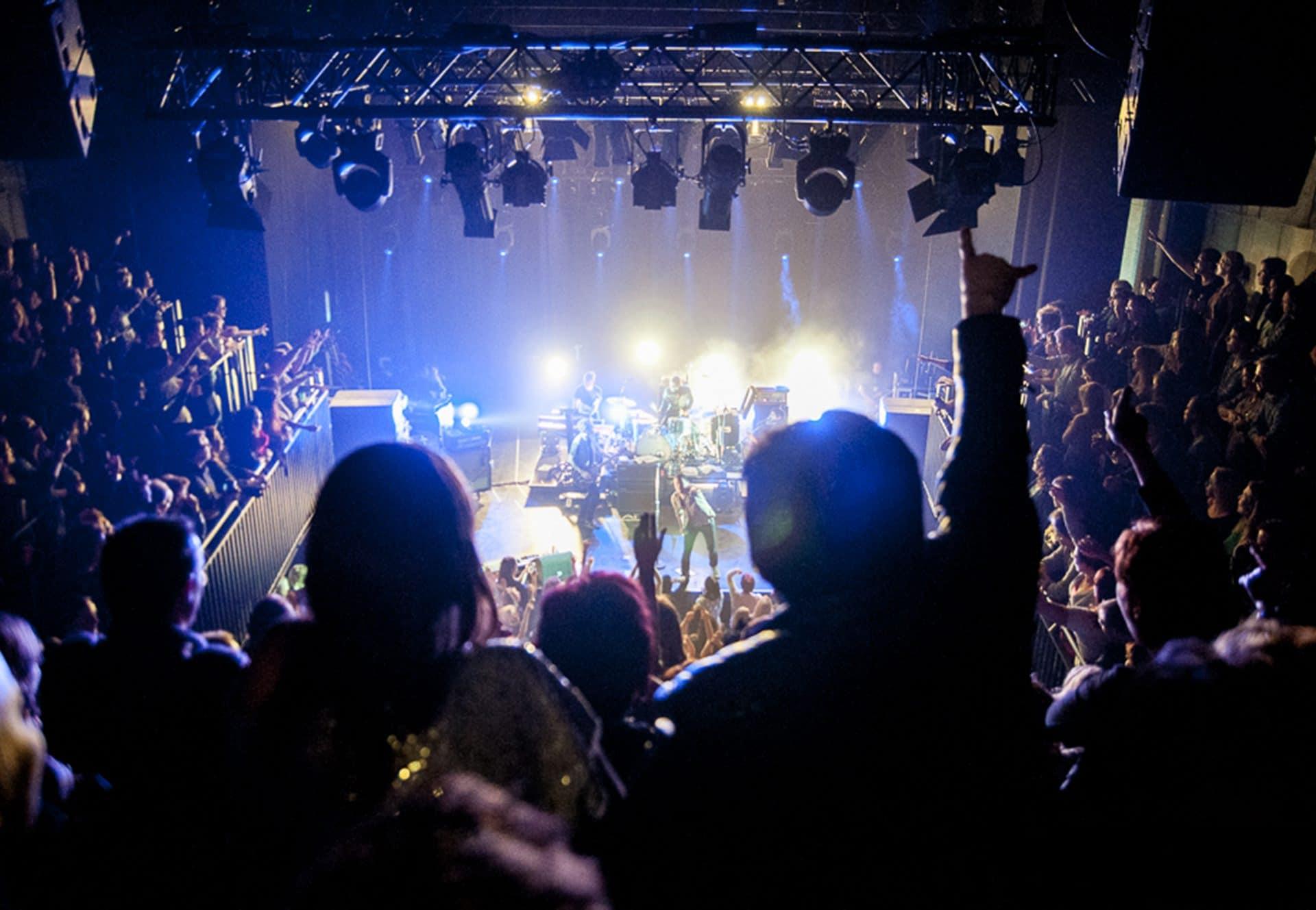 Concert en optredens Bibelot Energiehuis Dordrecht