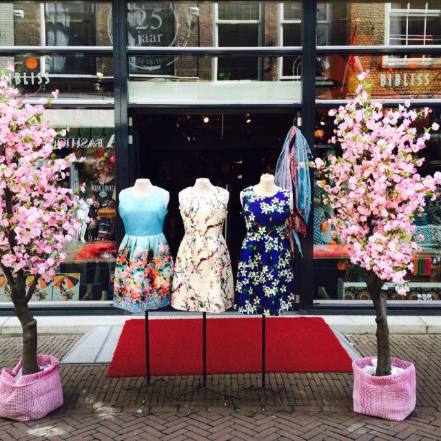 Bibliss - Dordrecht - Vriesestraat - dameskleding - mode