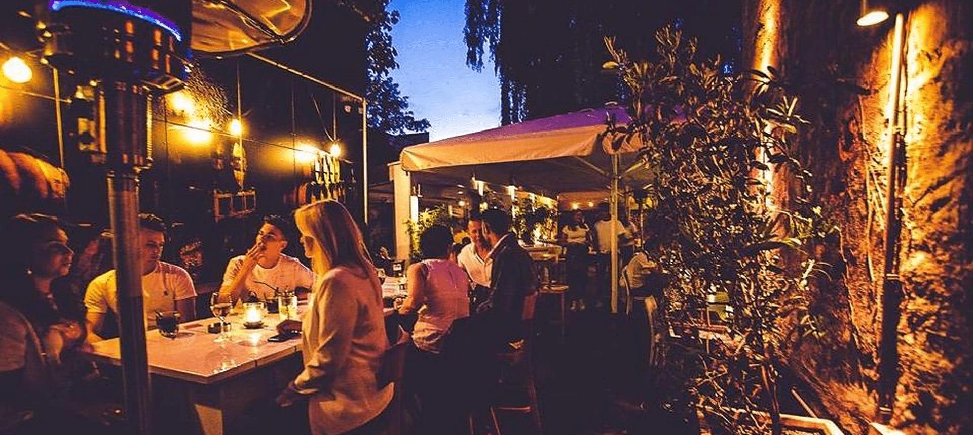 Brut food en wine bar - Dordrecht - restaurant - bar - terras