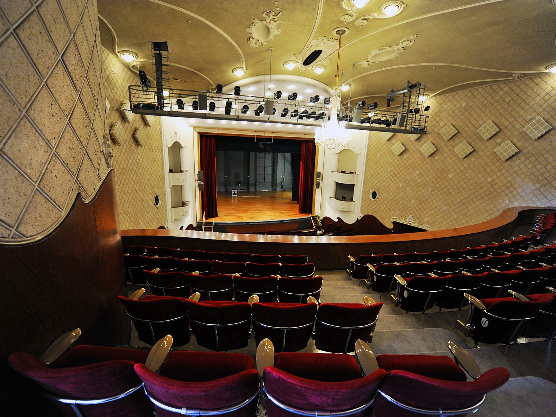 Cultuur en uitgaan schouwburg kunstmin theater Dordrecht