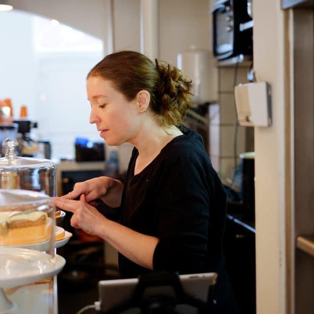 Daantje Food & Drinks - Dordrecht - Nieuwstraat - restaurant - lunch - koffie en gebak - vegetarisch en veganistisch