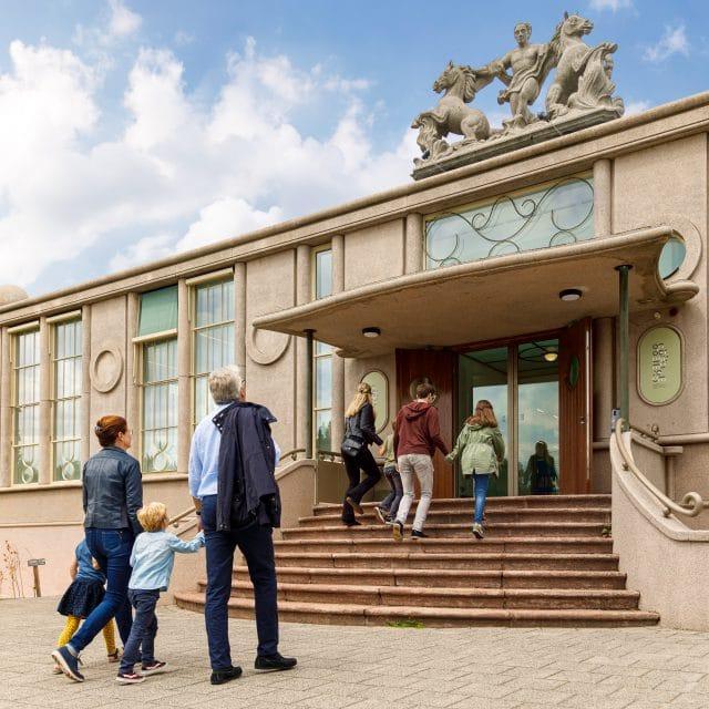 Onderwijsmuseum Dordrecht museum musea monument de Holland