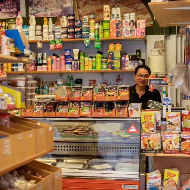 Toko de Rijsttafel - Dordrecht - Aziatisch voedsel - Voorstraat