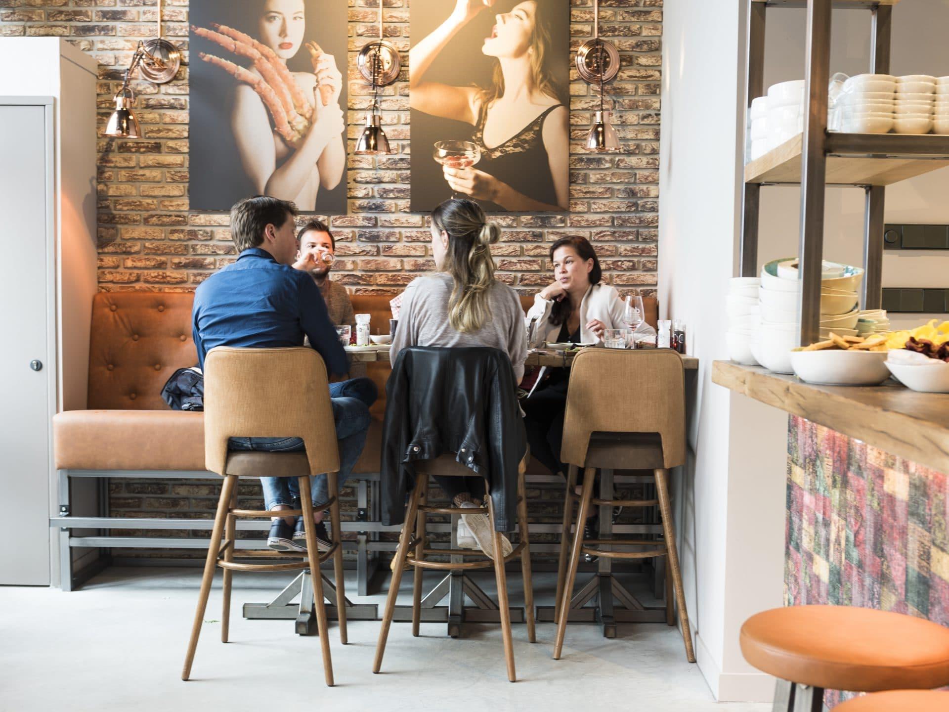 Dok Dordrecht Borrel Diner