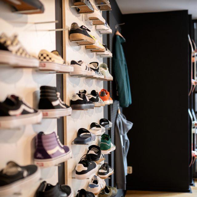 Fier -Vriesestraat - Skateshop - Dordrecht - schoenen