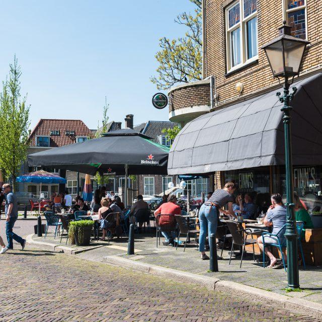Finn's Dordrecht - terras - uit eten - restaurant - lunch