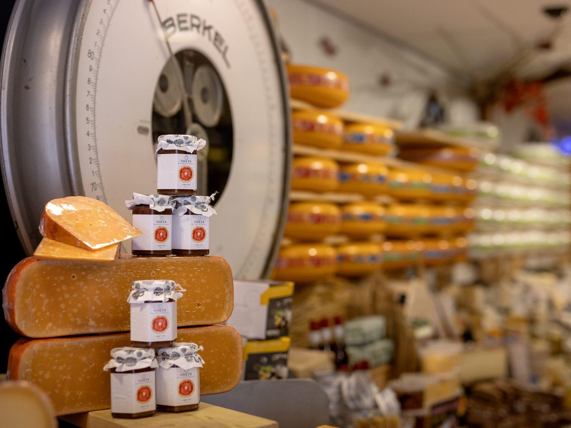 GertJan de Kaasboer - Dordrecht - Vriesestraat - voeding - kaas en zuivel