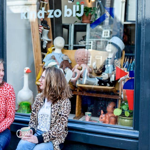 Kind zo Blij - Dordrecht - Vriesestraat - speelgoed - kinderkleding en babykleding - duurzaam