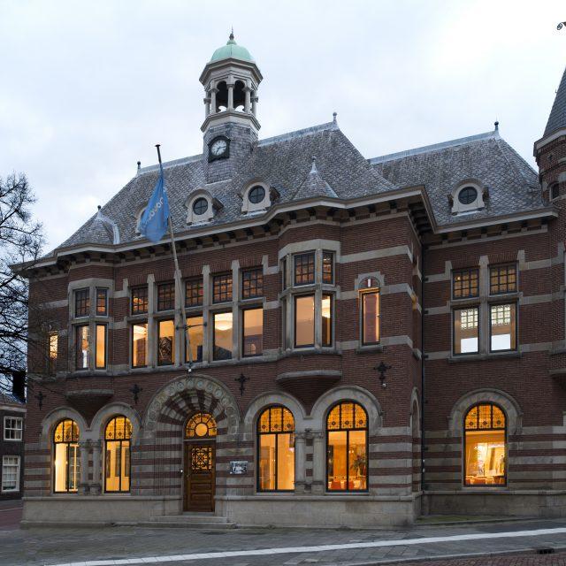 Vergaderen - Bagijnhof - bankgebouw