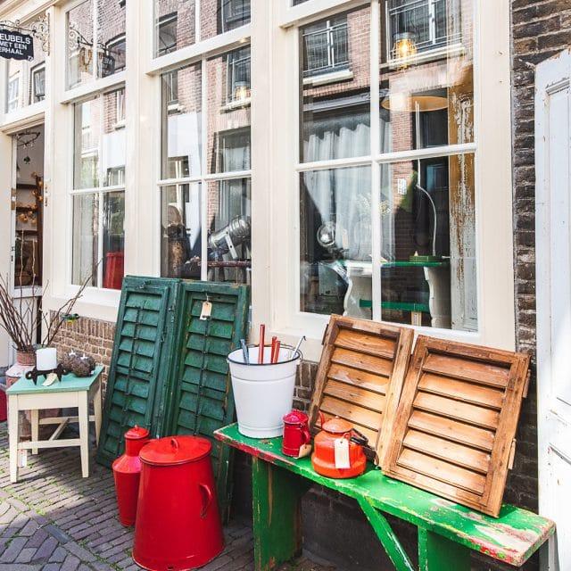 Meubels met een verhaal - Dordrecht - brocante - vintage - Vleeshouwersstraat