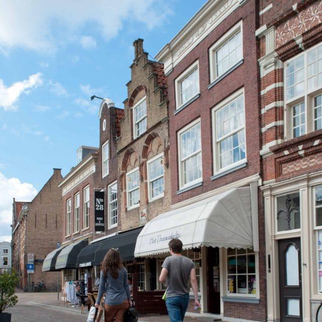 Nieuwstraat winkelen Theewinkeltje No.28