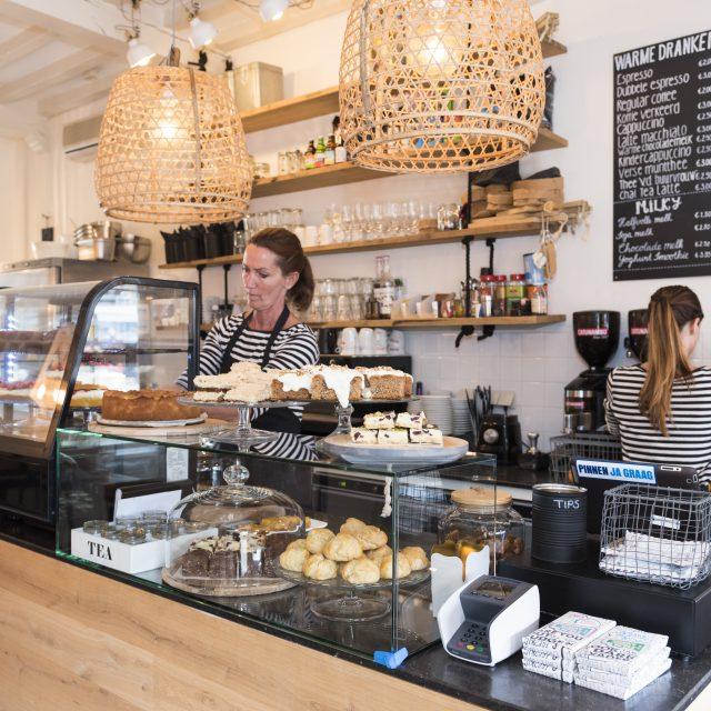 No.38 City Bakery Cafe - lunch - koffie en gebak - Dordrecht - Nieuwstraat