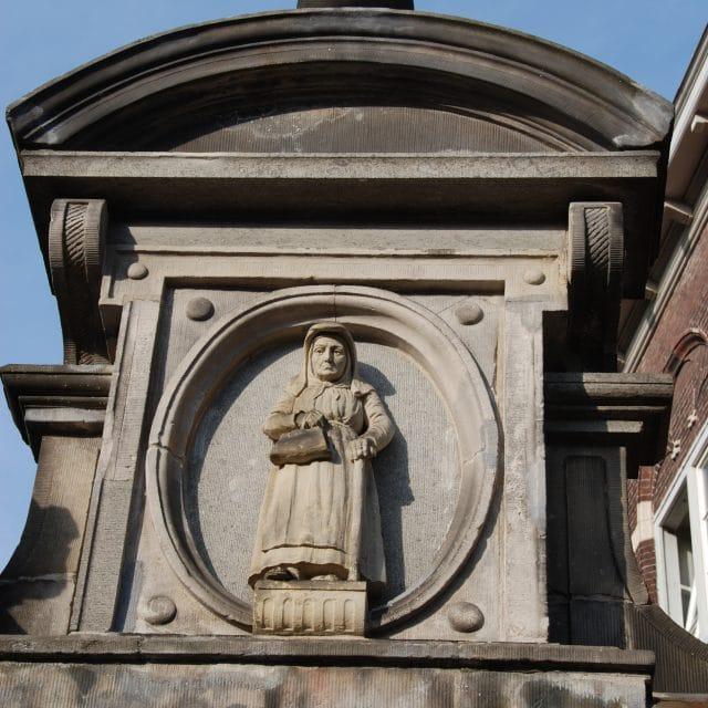 monumenten - hofje - Dordrecht