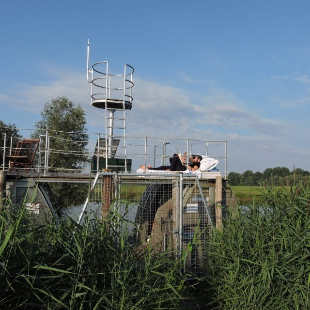 Ecolodge Dordrecht - overnachten - hotel
