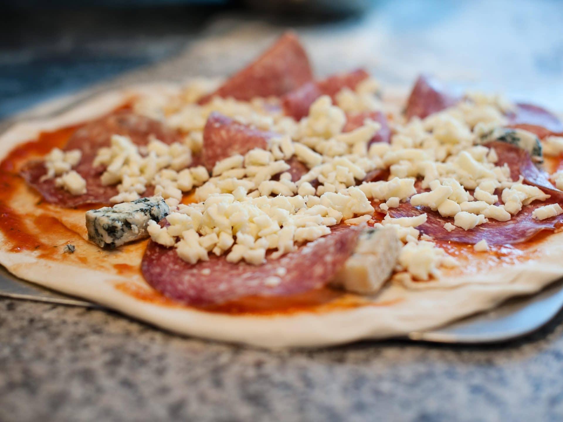 Italiaans pizza Dordrecht