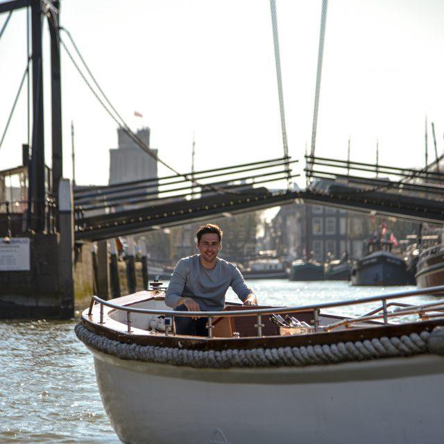 Rondvaarten DRIJF Dordrecht Damiatebrug Wolwevershaven