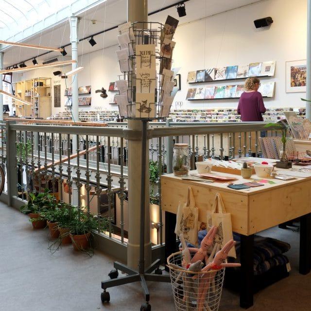 SBK Kunstuitleen - Dordrecht - kunst en schilderijen verhuur