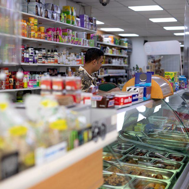 Toko Dingo - Dordrecht - Spuiweg - Aziatische supermarkt