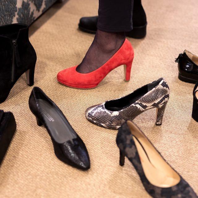 Van Boxel Schoenen - Dordrecht - Bagijnhof - damesmode - schoenen