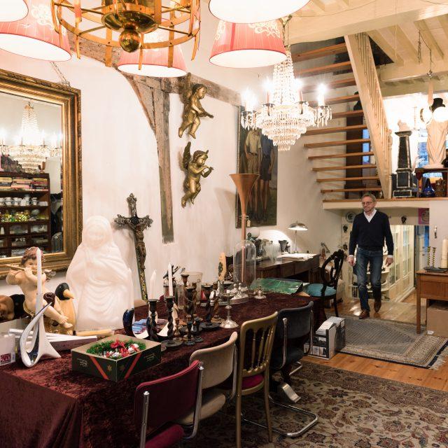 Wonen in de Winkel - Dordrecht - Groenmarkt - brocante - woninginrichting