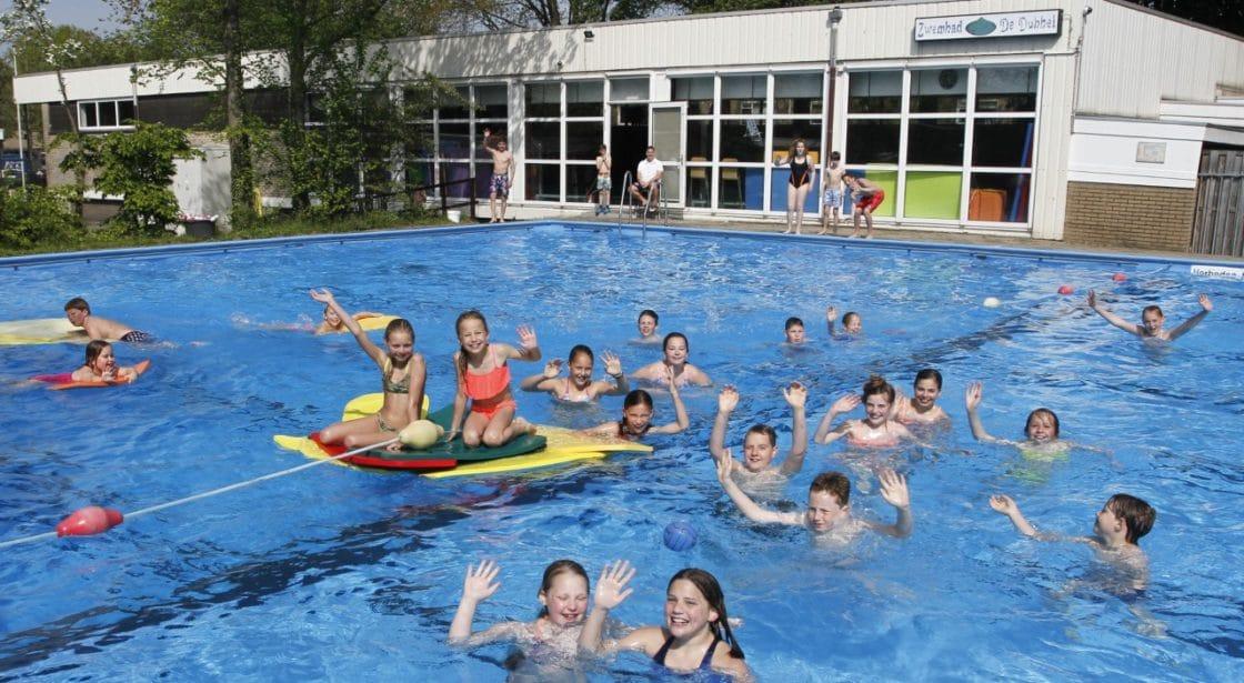 zwemmen - sport - sportlocaties