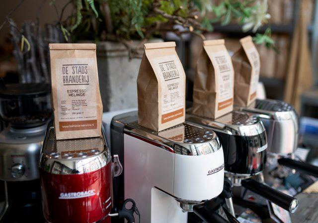 Stadsbranderij - Dordrecht - koffie - koffiebonen
