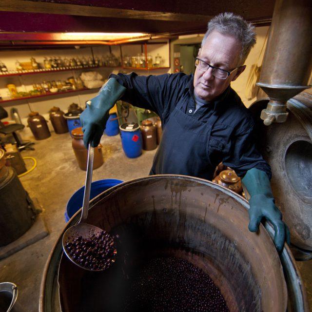 Distilleerderij Rutte - Dordrecht - jenever stoken