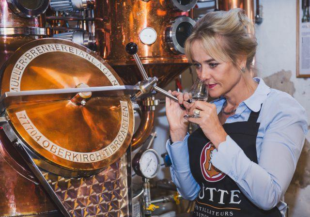 Distilleerdeij Rutte - Dordrecht - likeur proeven