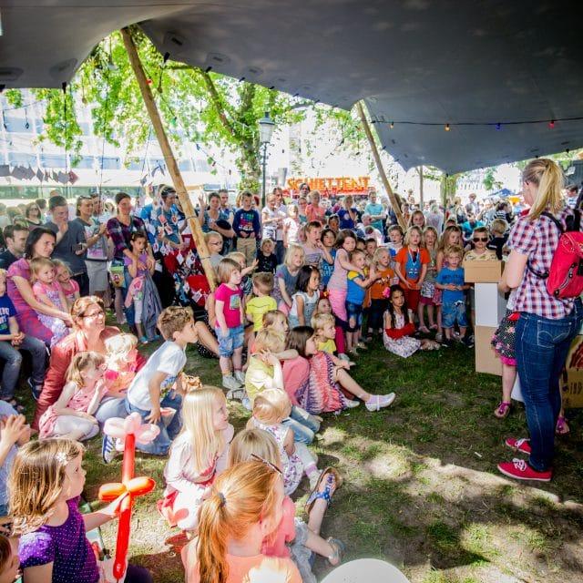 Lepeltje Lepeltje evenement kinderen Dordrecht