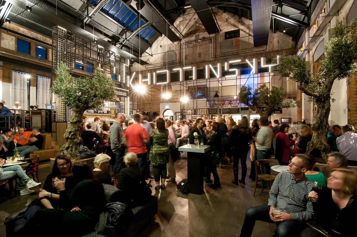 Khotinsky Energiehuis - Restaurant -Khotinsky - Dordrecht uitgaan bar