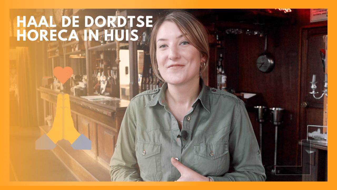 Haal de Dordtse horeca in huis 2/2- Dordt vlogt