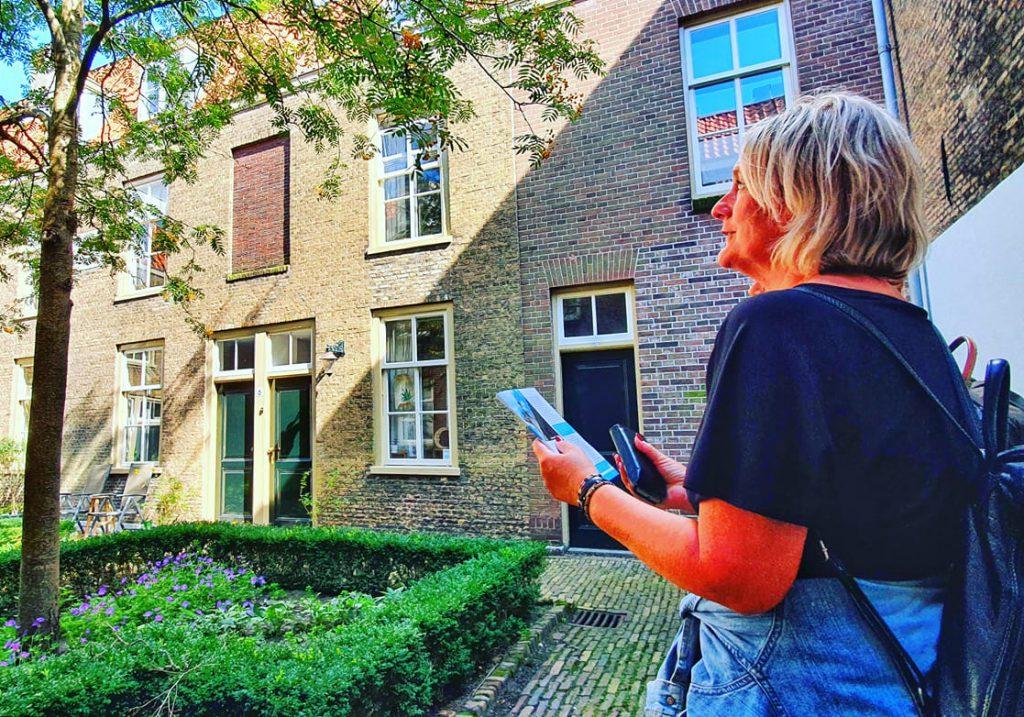 wandelen - stadswandeling - Dordrecht