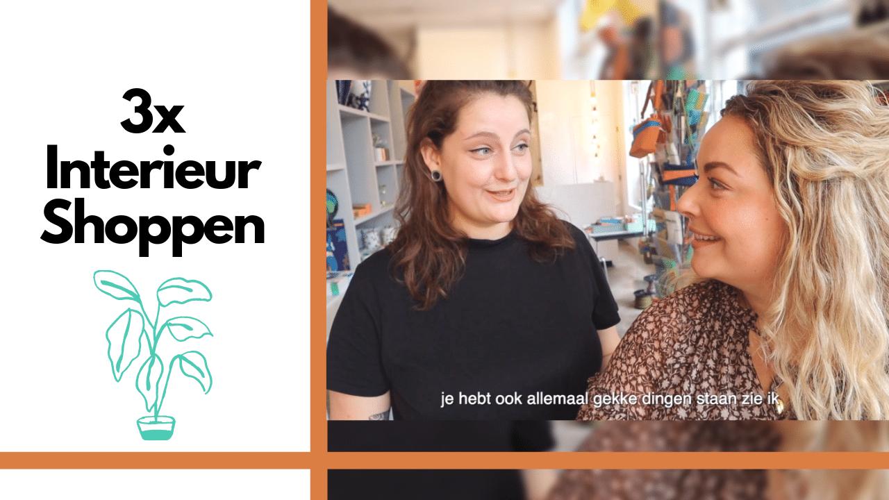 Interieur Shoppen - Dordt vlogt