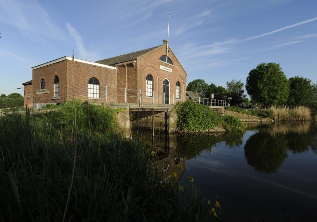 Werelderfgoed Kinderdijk - Attractie regio