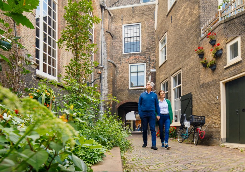 wandelen - historisch Dordrecht