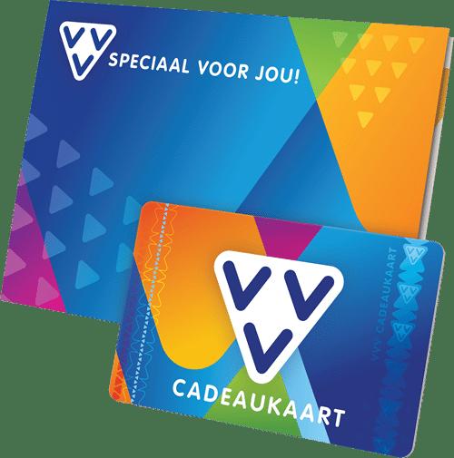 VVV Cadeaukaart met envelop