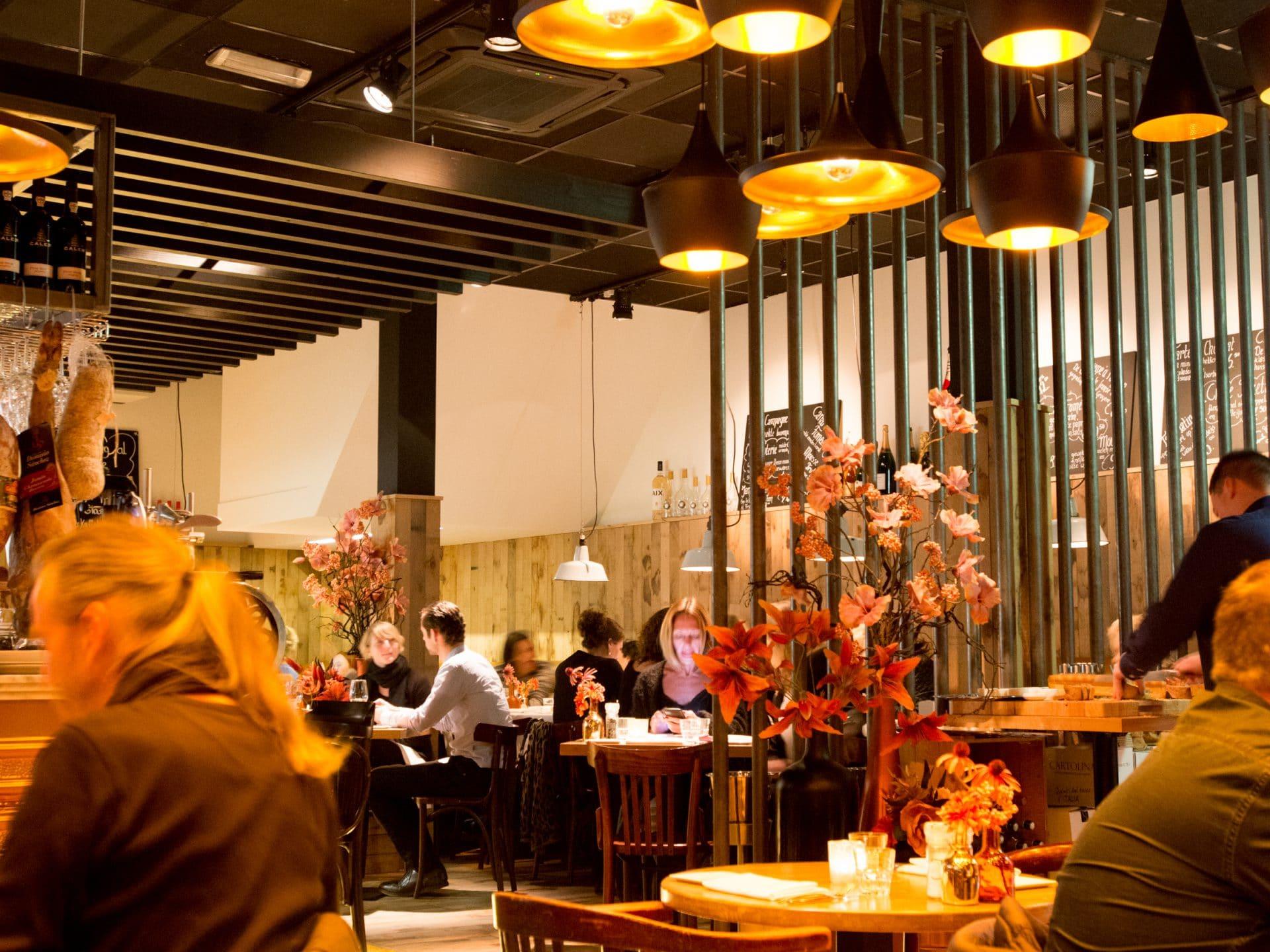 Bistro Twee33 diner Dordrecht