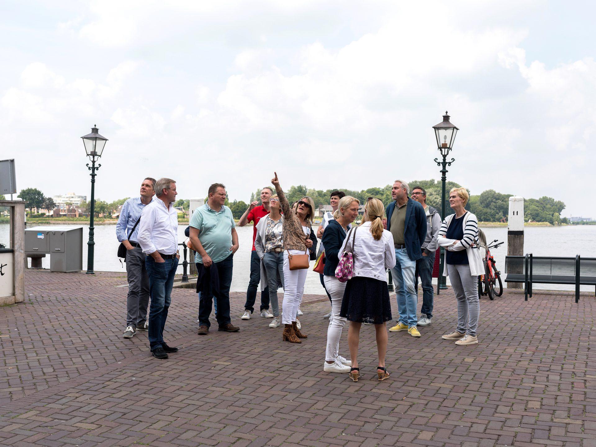 Stadswandeling - Dagtochten Dordrecht