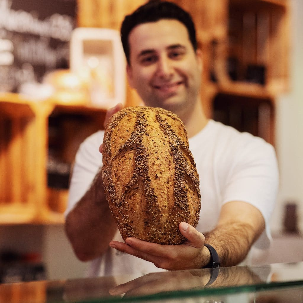 Bakkerij Samen - brood en banket
