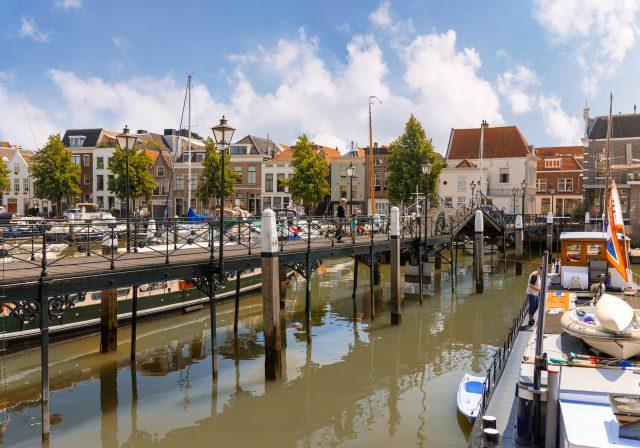 Op bezoek in Dordrecht - Nieuwe Haven