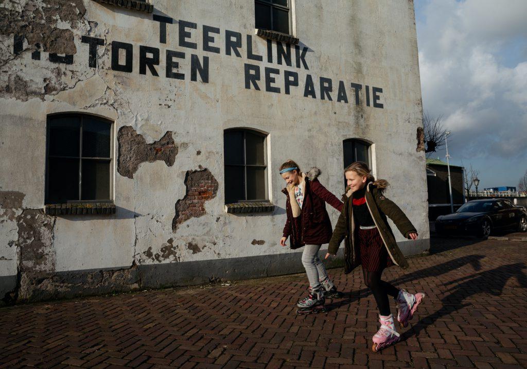 Skeeleren kinderen centrum Dordrecht